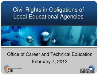 Civil Rights in Obligations of Local Educational Agencies