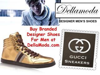 Branded Designer Shoes For Men at DellaModa