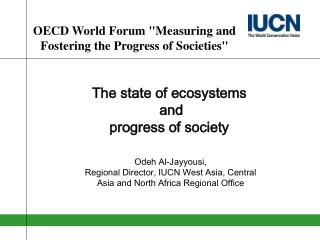 "OECD World Forum ""Measuring and Fostering the Progress of Societies"""