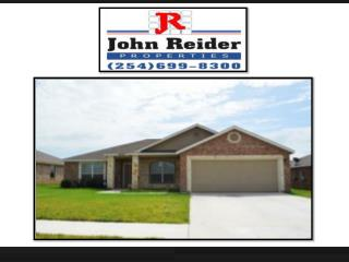 Harker Heights Homes for Rent