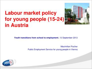 Labour  market policy for young people  (15-24) in Austria