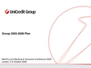 Group 2005-2008 Plan