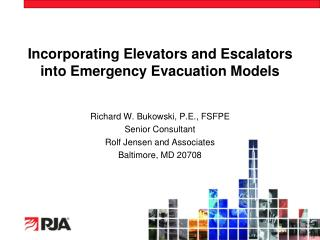 Incorporating Elevators and Escalators  into Emergency Evacuation Models