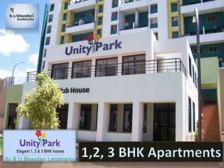 Experience life at Unity Park where harmony blossoms