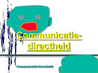 Communicatie-directheid