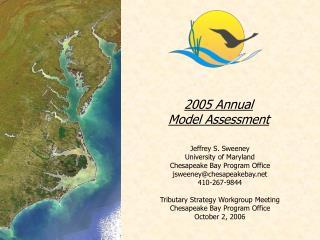 2005 Annual Model Assessment