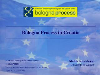 Bologna Process in Croatia