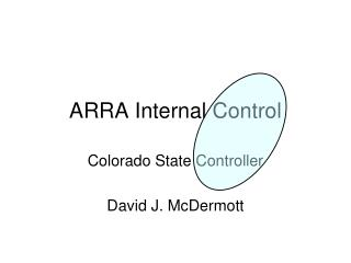ARRA Internal Control