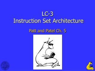 LC-3  Instruction Set Architecture