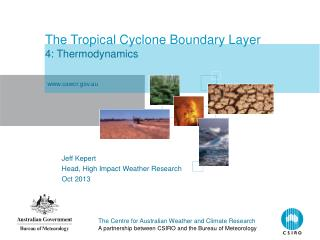 The Tropical Cyclone Boundary Layer 4: Thermodynamics