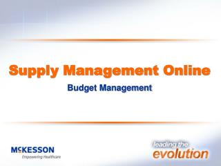 Supply Management Online