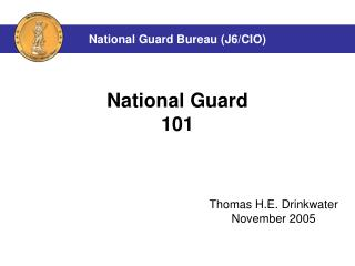 National Guard  101