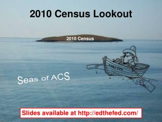 2010 Census Lookout