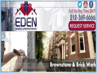 Brick work - www.contractorinny.com