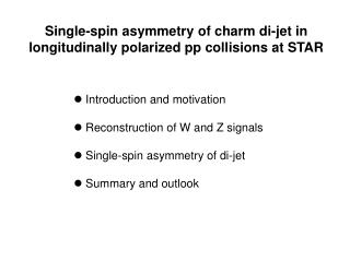 Single-spin asymmetry of charm di-jet in longitudinally polarized pp collisions at STAR