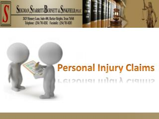 Personal Injury Lawyer In Killeen TX