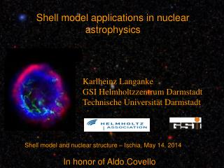 Shell model applications in nuclear astrophysics