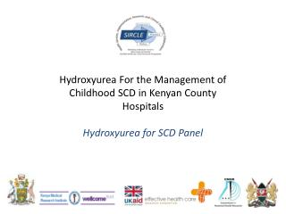 Hydroxyurea For the Management of Childhood SCD in Kenyan County Hospitals