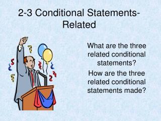 2-3 Conditional Statements- Related