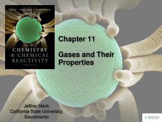 Chapter 11 Gases and Their Properties