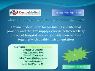 Devinemedical  - diabetes care products Medical Supply in us
