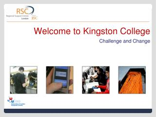 Welcome to Kingston College Challenge and Change