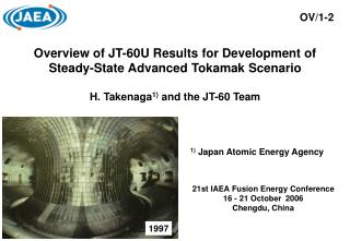 Overview of JT-60U Results for Development of Steady-State Advanced Tokamak Scenario
