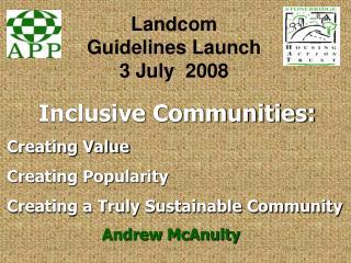 Inclusive Communities: