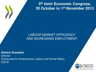 LAbour market efficiency  and increasing employment