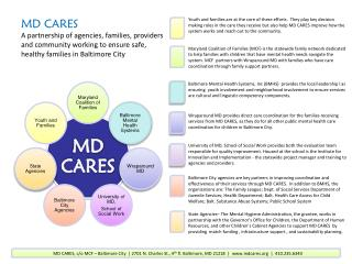 MD CARES
