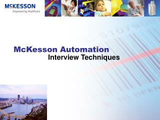 McKesson Automation