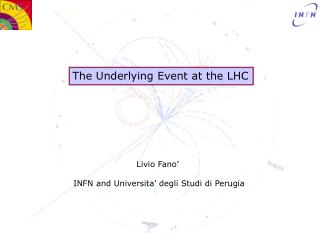 The Underlying Event at the LHC