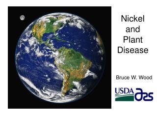 Nickel and  Plant Disease