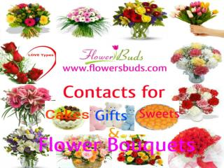 Florists in Hyderabad India