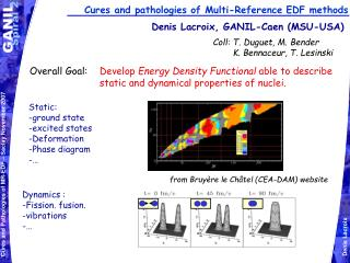 Cures and pathologies of Multi-Reference EDF methods
