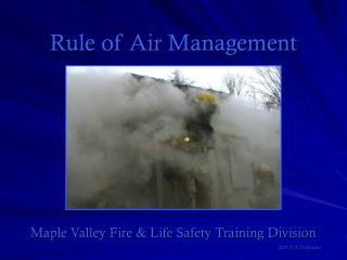 Rule of Air Management