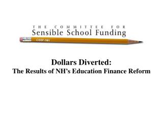 Dollars Diverted: The Results of NH's Education Finance Reform