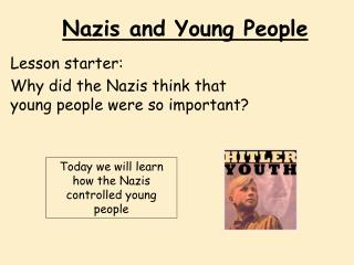 Nazis and Young People
