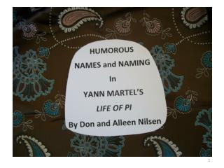 Yann Martel published his  Life of Pi  in 2001.