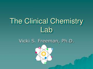 The Clinical Chemistry Lab