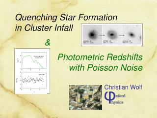 &						 Photometric Redshifts with Poisson Noise