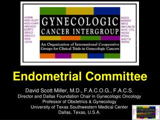 Endometrial Committee