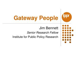 Gateway People