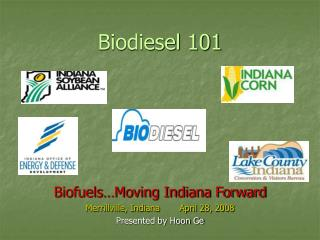 Biodiesel 101