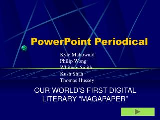 PowerPoint Periodical