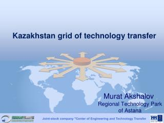 Regional Technology Park  of Astana