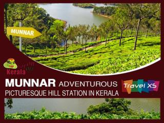 Munnar Tour Packages - Trip to Enchanting Hill Station