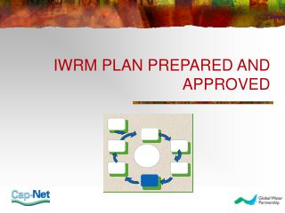 IWRM PLAN PREPARED AND APPROVED