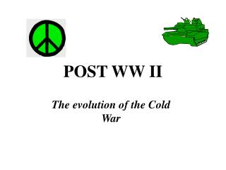POST WW II