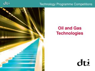 Oil and Gas Technologies